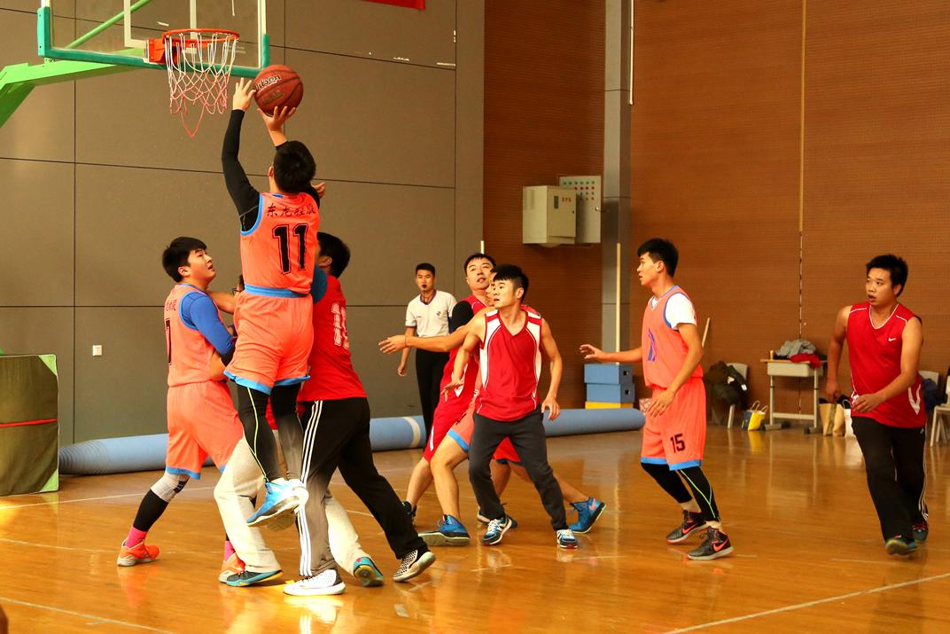 【2016/11/2】篮球比赛