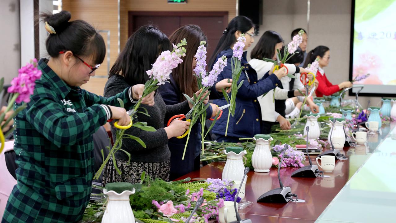 【2017/3/8】三八节培训